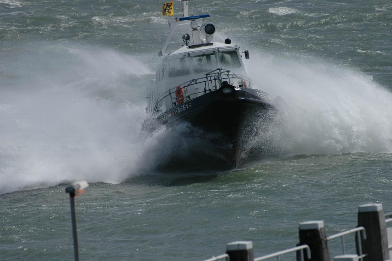 Lotsenboot Vlissingen